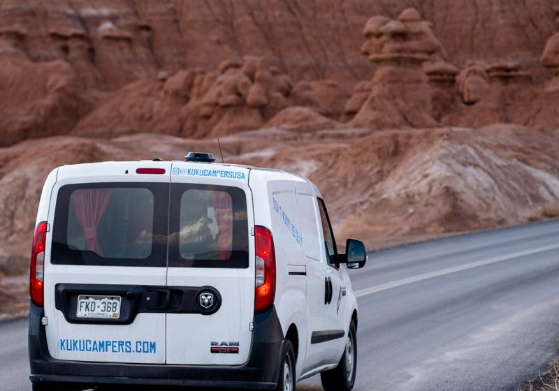 Utah Road Trip: Tips for Renting a Camper Van to Explore the National and State Parks